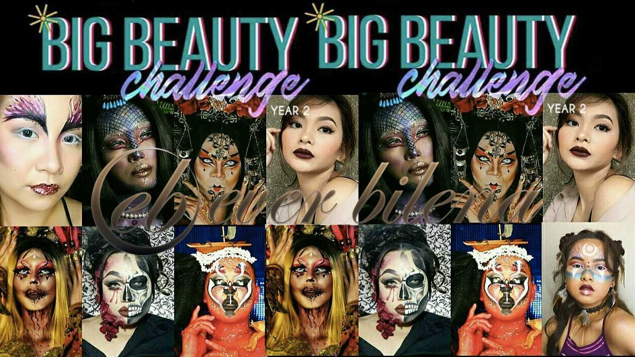 The Ever Bilena Big Beauty Challenge 2018