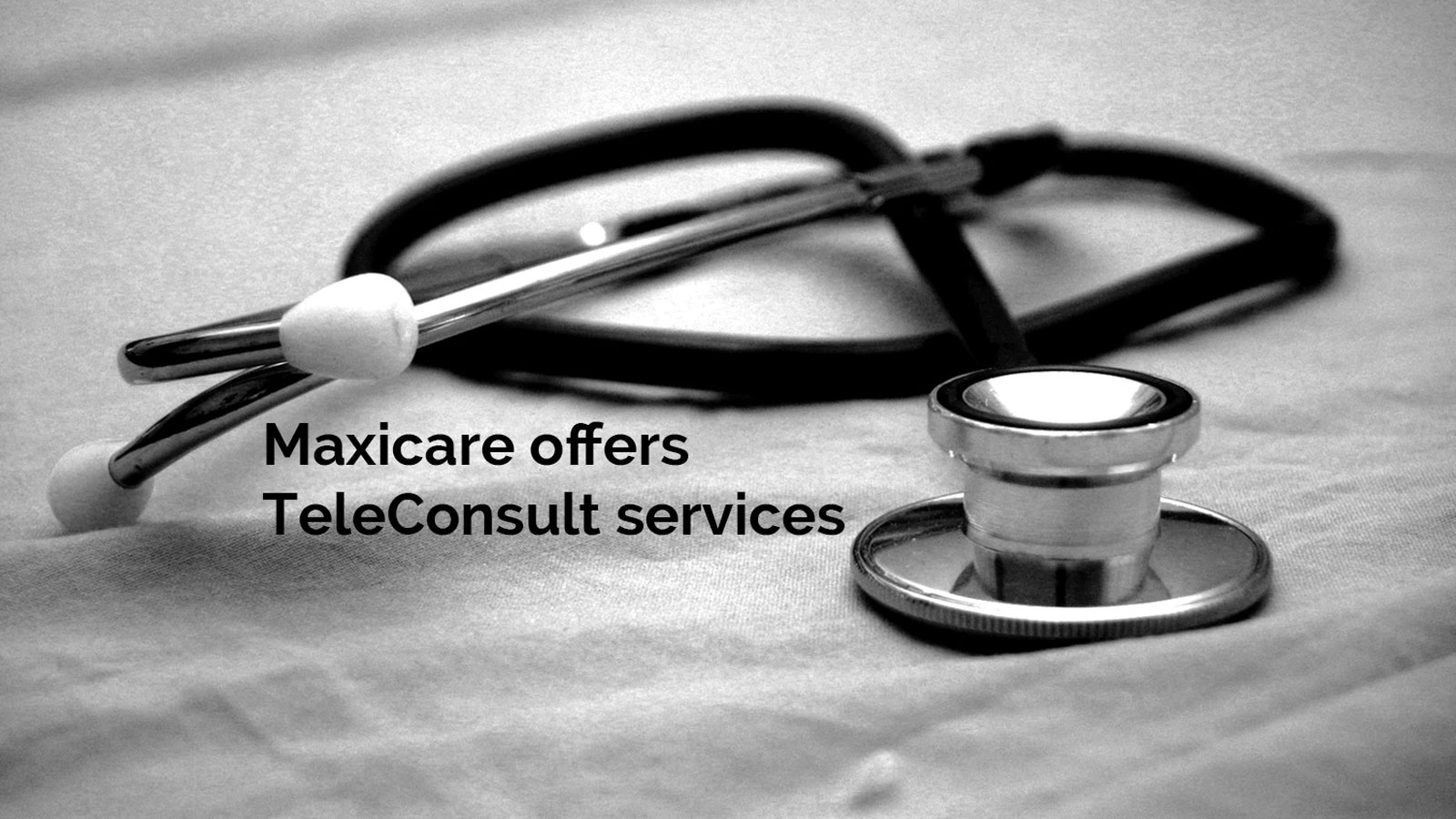 Why you should teleconsult with Maxicare