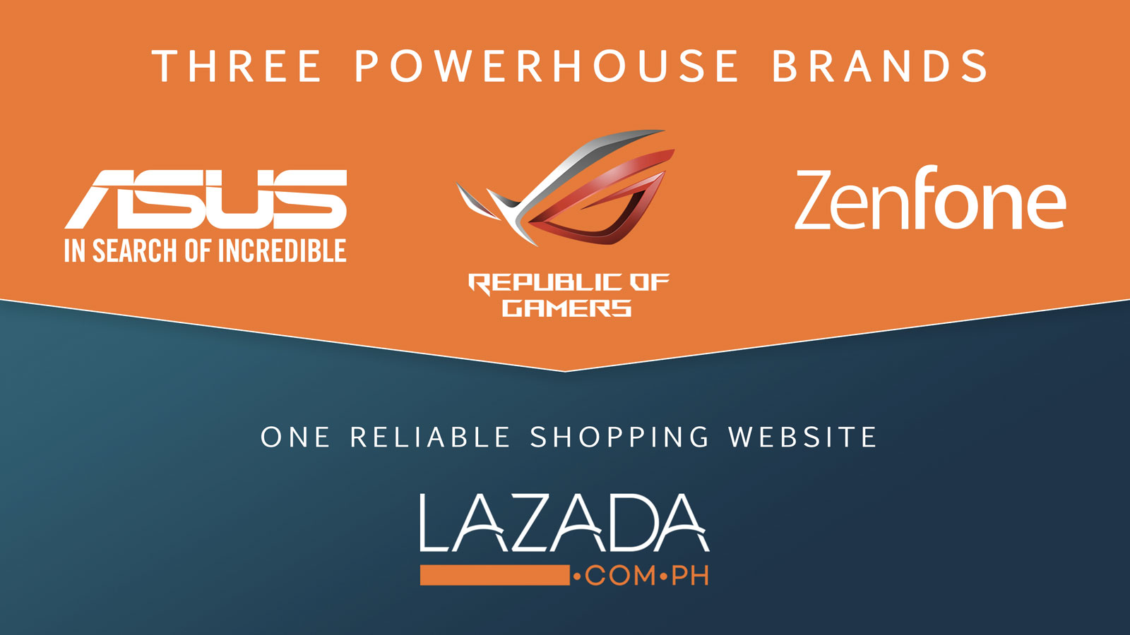 ASUS Philippines opens three online concept stores at Lazada