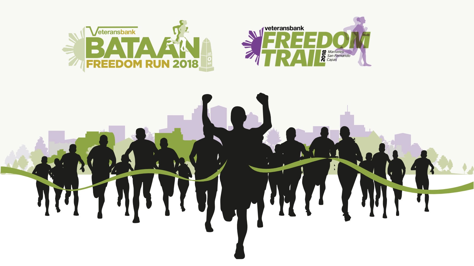 In commemoration of the Bataan Death March