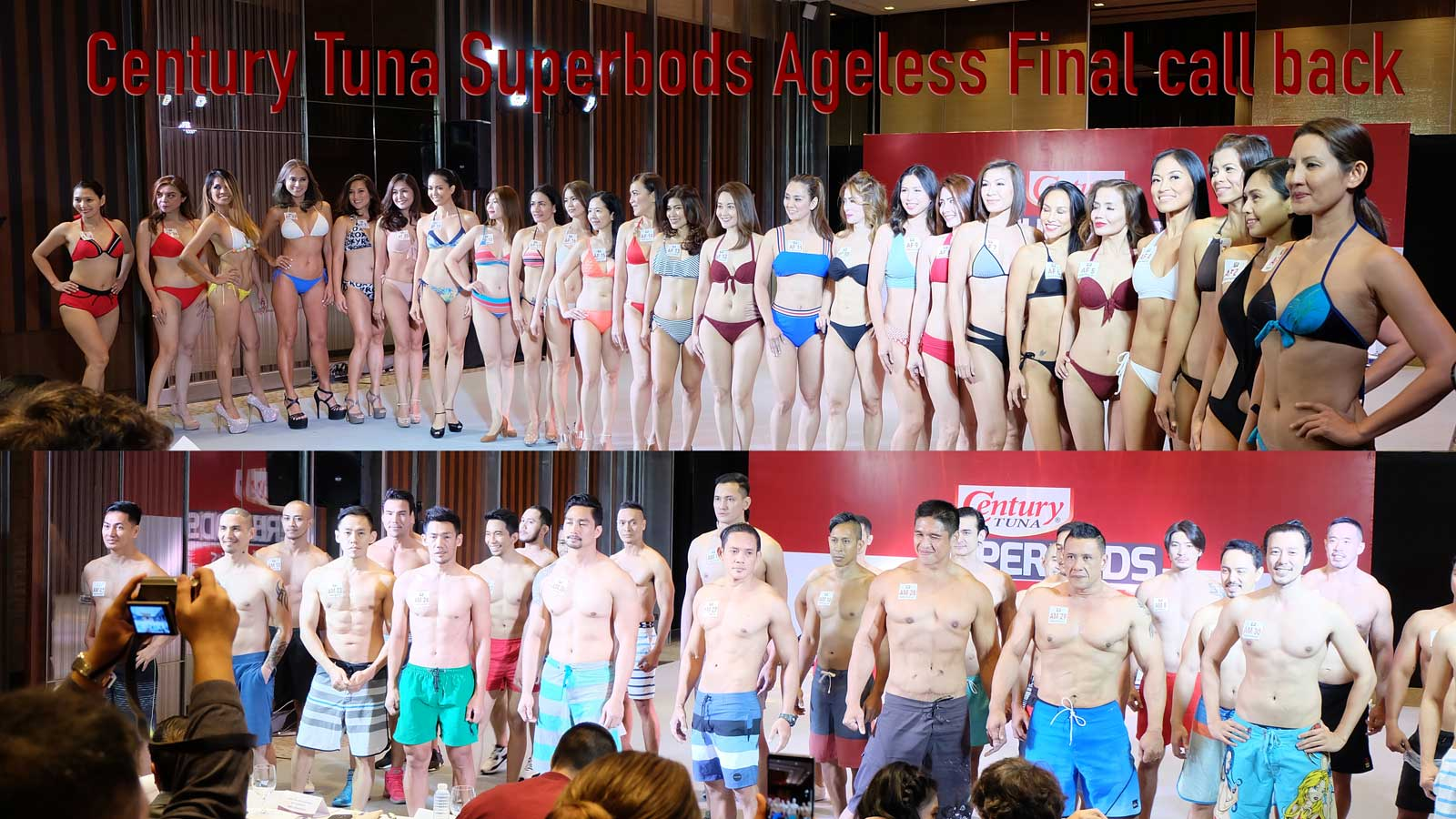 Century Tuna Superbods Ageless 2018 holds final call-back!