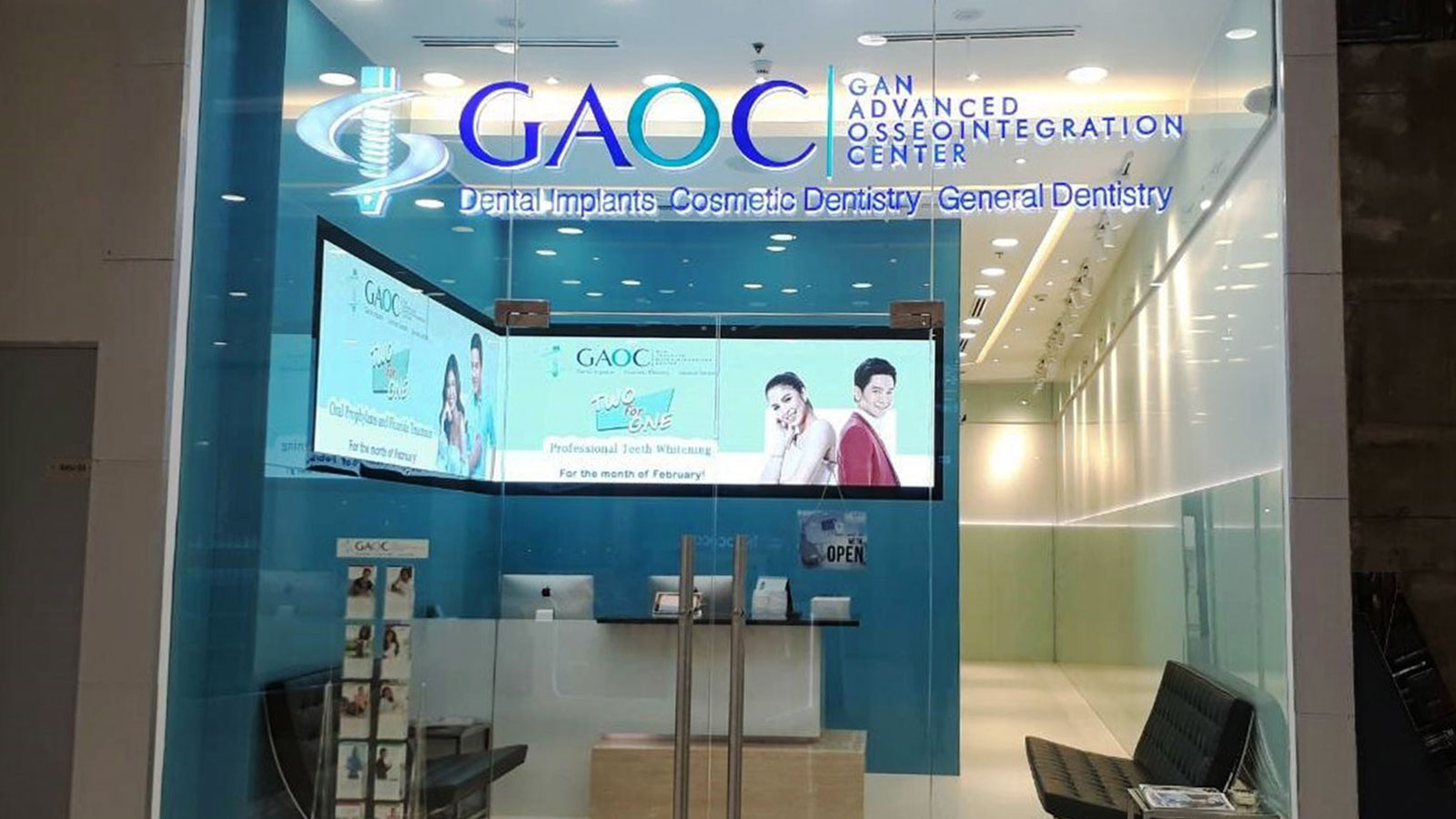 GAOC opens state-of-the-art clinics in Ortigas and Quezon City