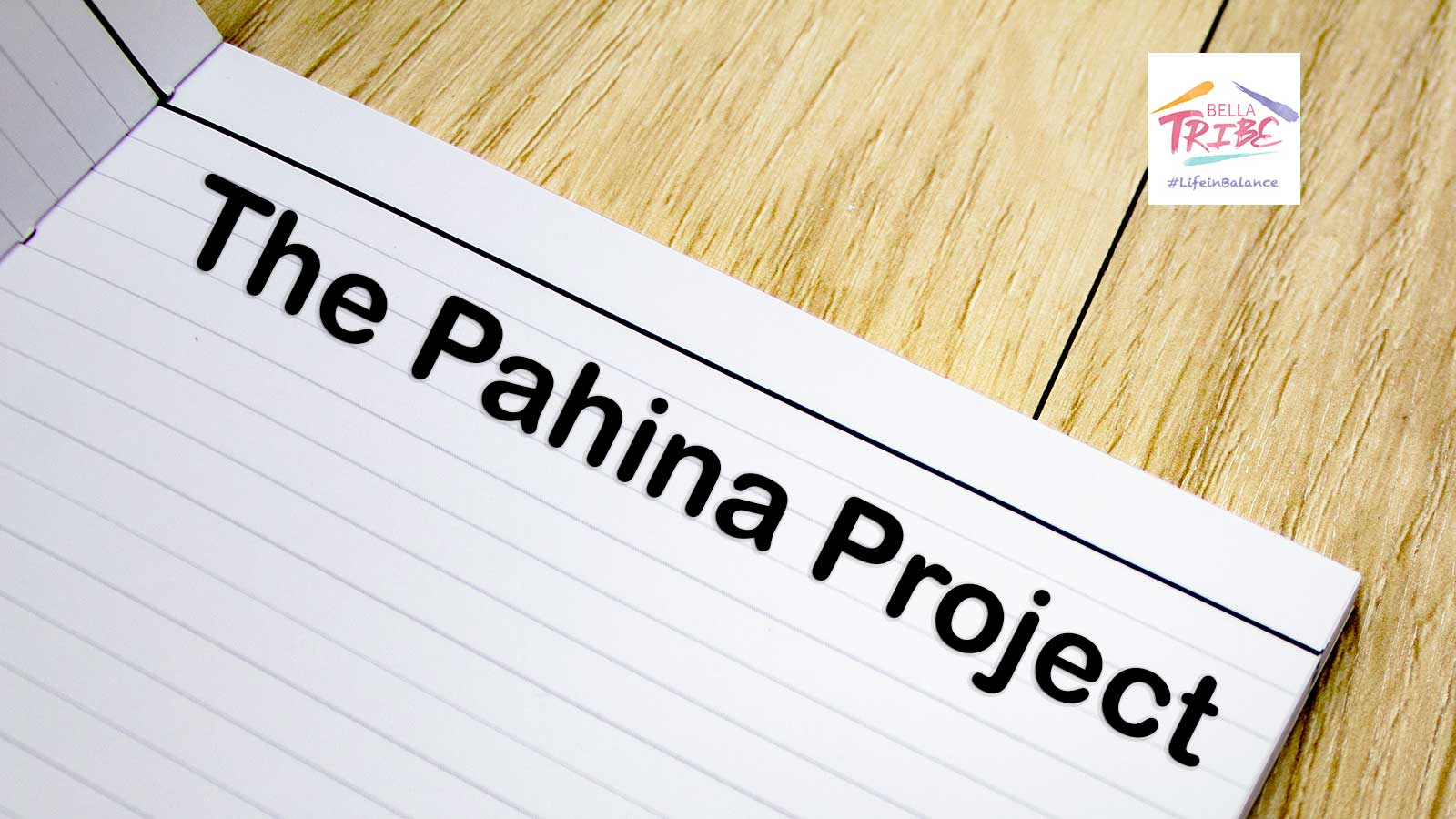 The Pahina Project: Race to Raise 2000 Notebooks