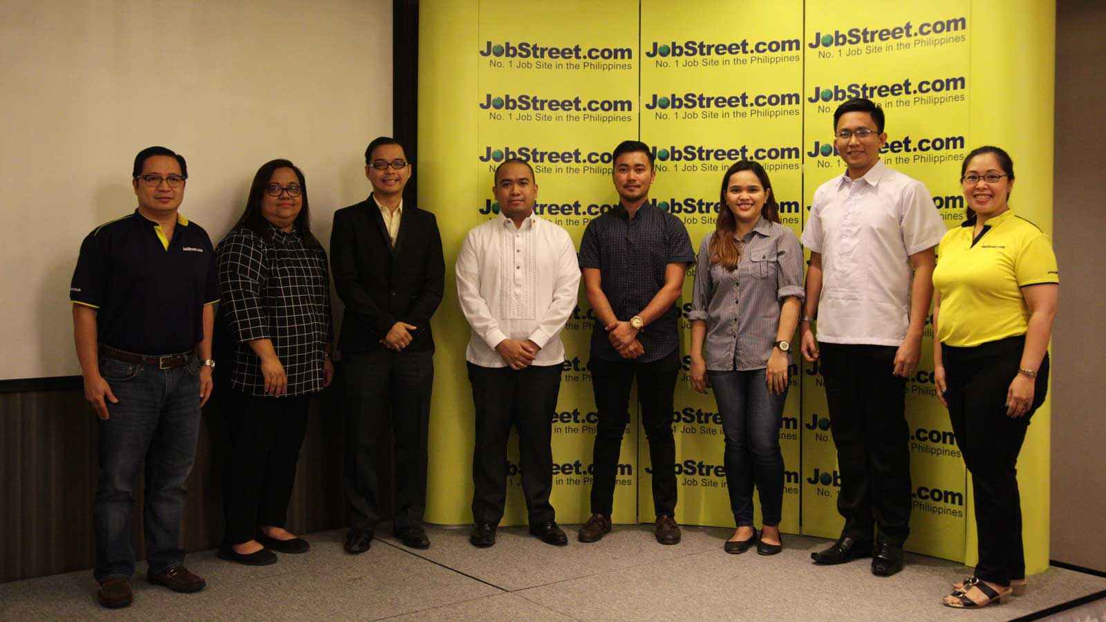 jobstreet and government office