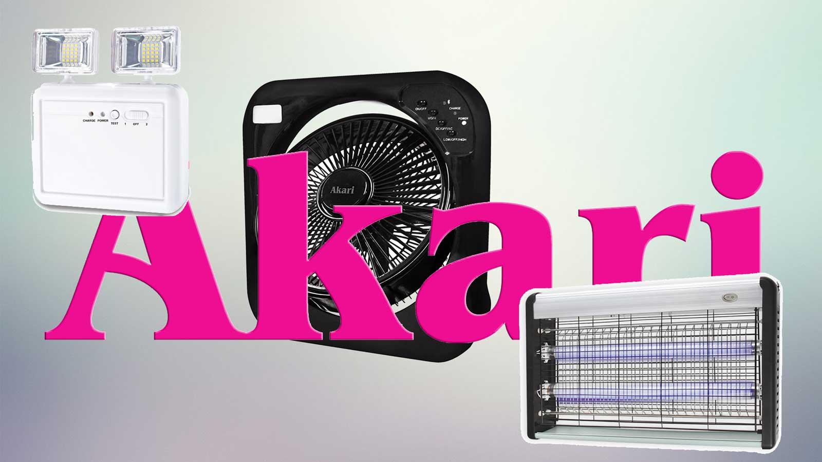 Be emergency-ready with Akari