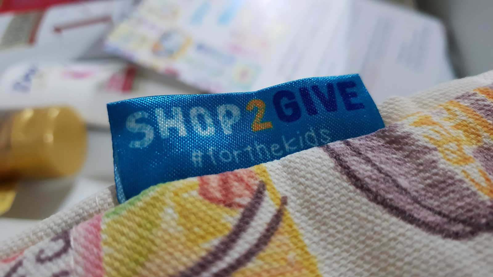 Shop2Give for the kids