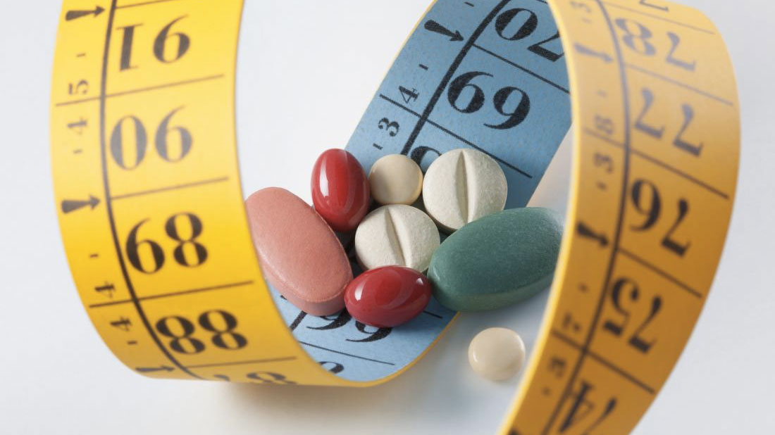 Myths and facts about weight-loss supplements