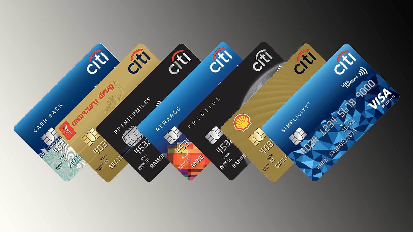 Own a Citi Credit Card