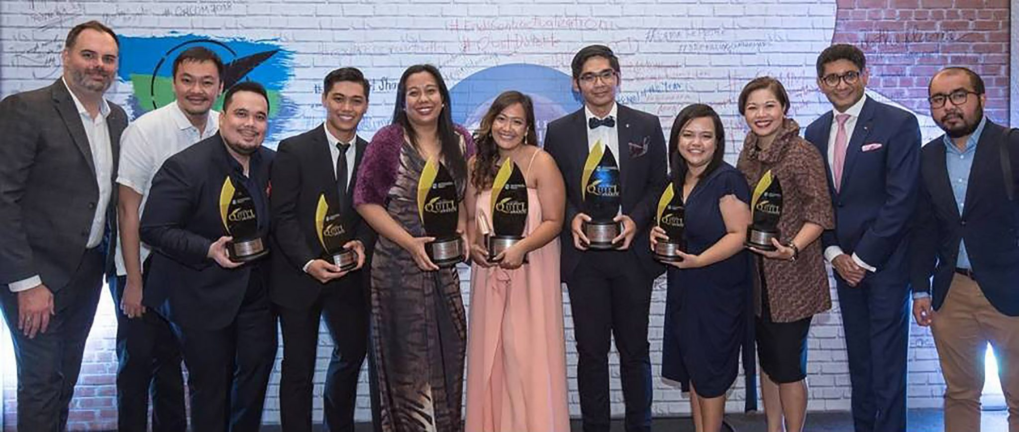 AXA Philippines wins big at 16th Philippine Quill Awards