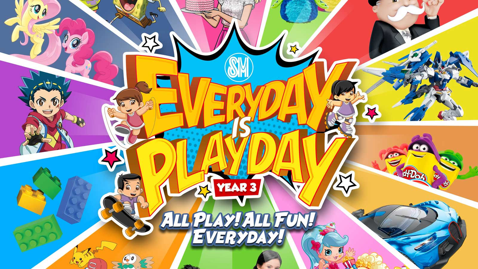 More summer fun with Everyday is Play Day Year 3