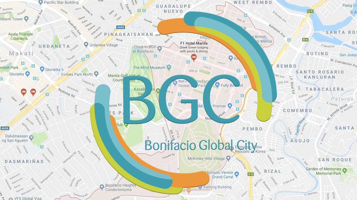 Parking rates at BGC