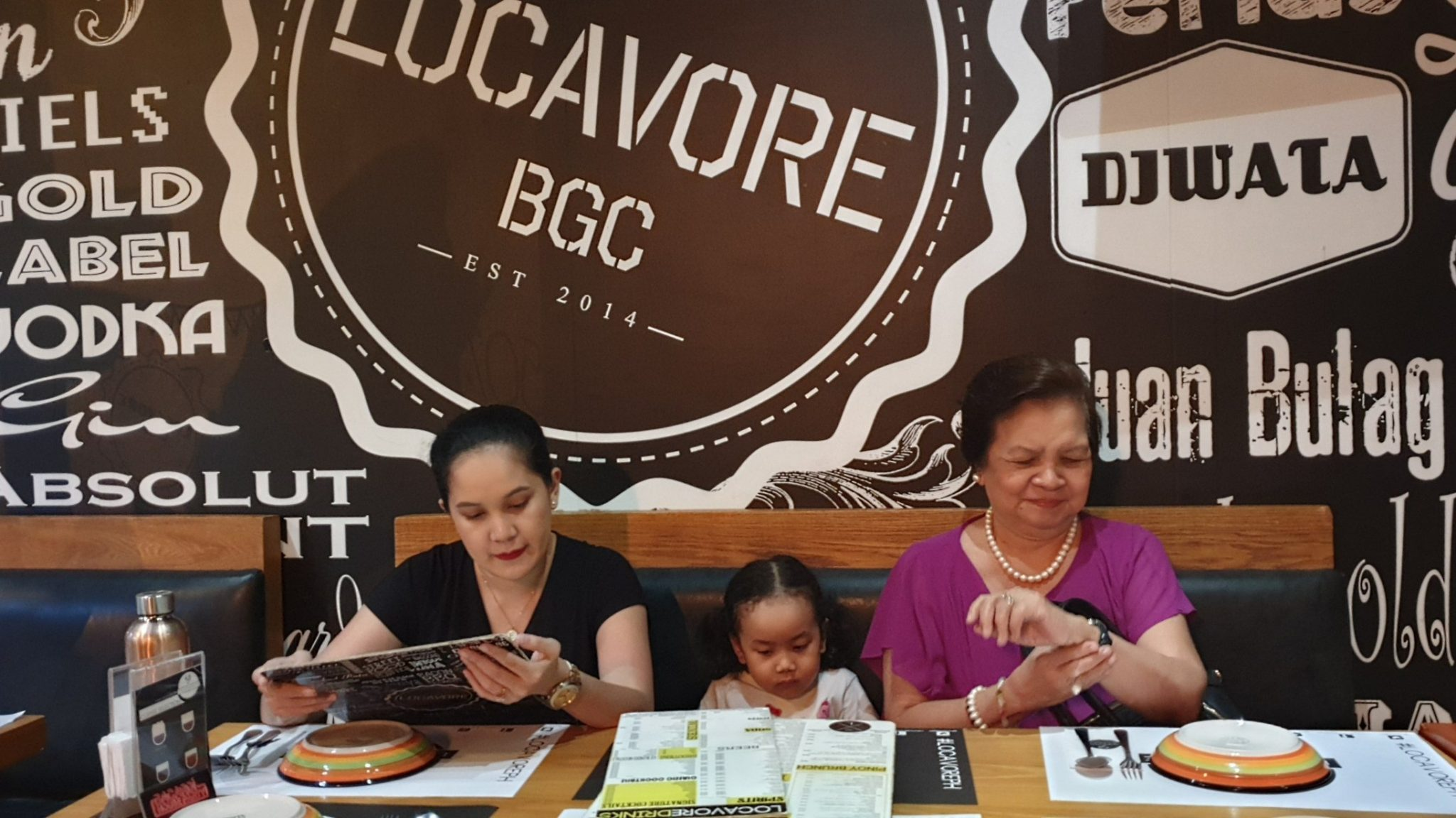 May birthday 2019 at Locavore