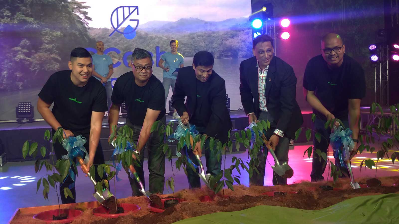GCash Forest eyes 365 thousand trees planted in 365 days