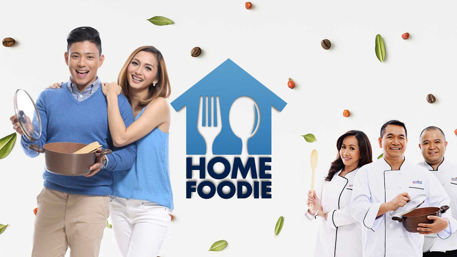 Home Foodie is back for season 5