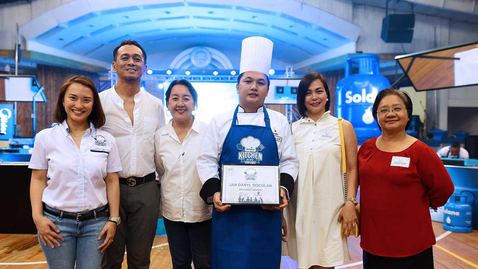 Solane Kitchen Hero Chef