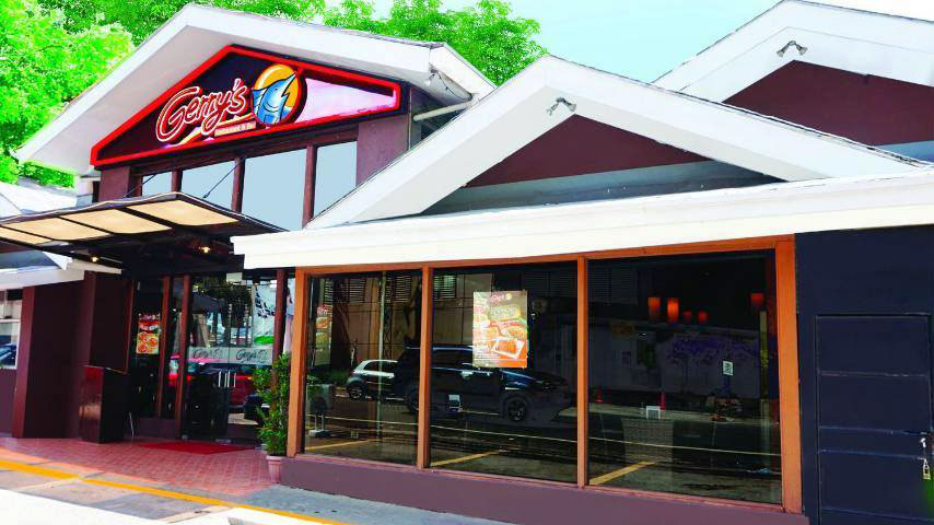 Gerry's Grill turns 23