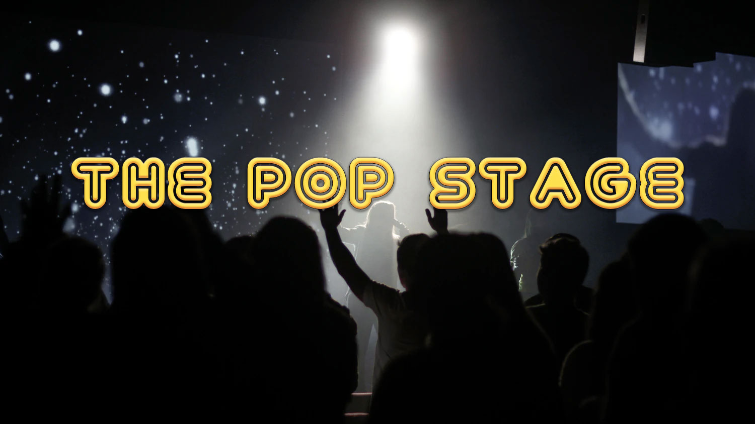 The Pop Stage: A new online talent competition