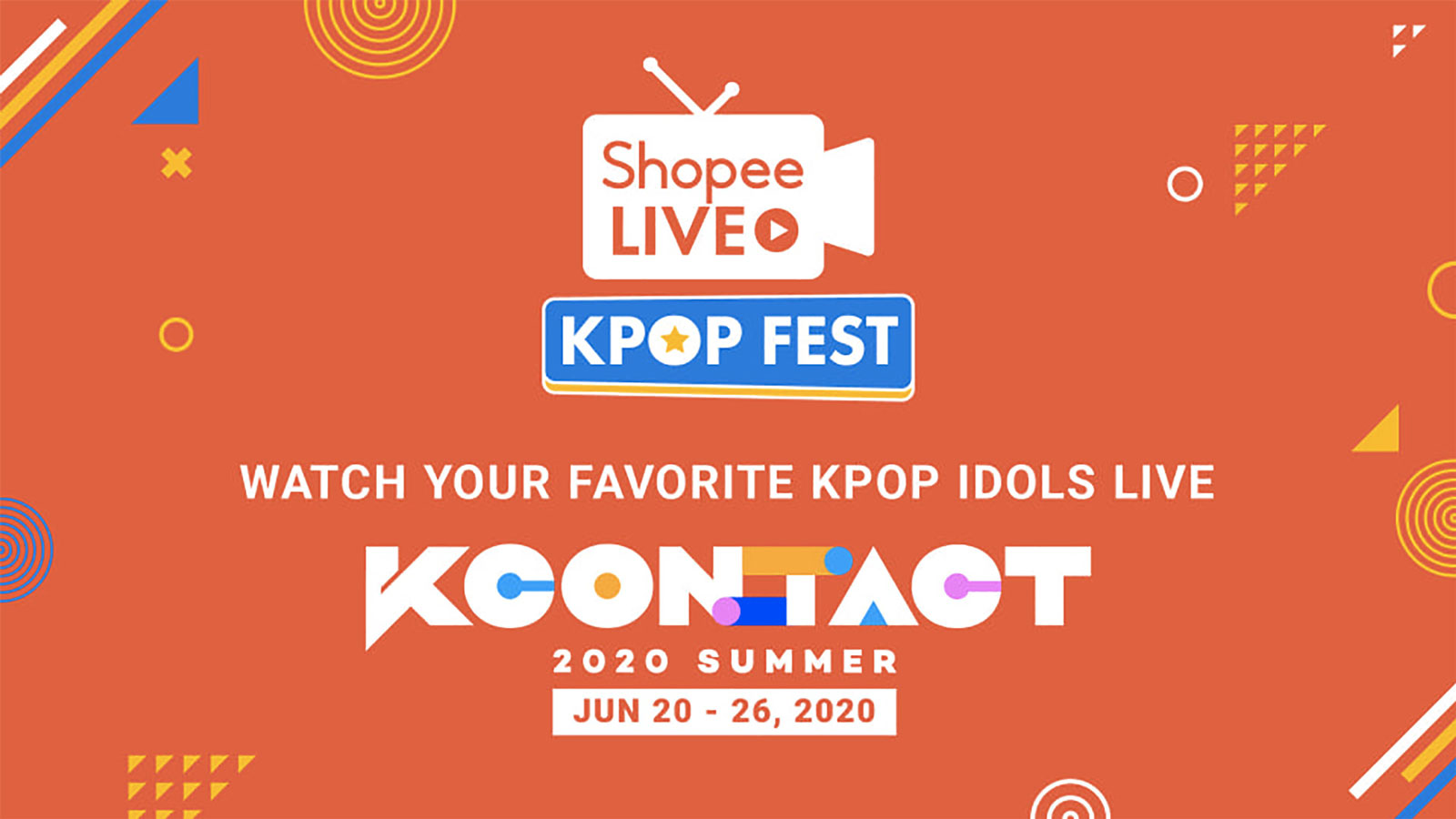 Shopee partners with CJ ENM to bring KCON online